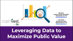 Leveraging Data to Maximize Public Value three+one cashvest