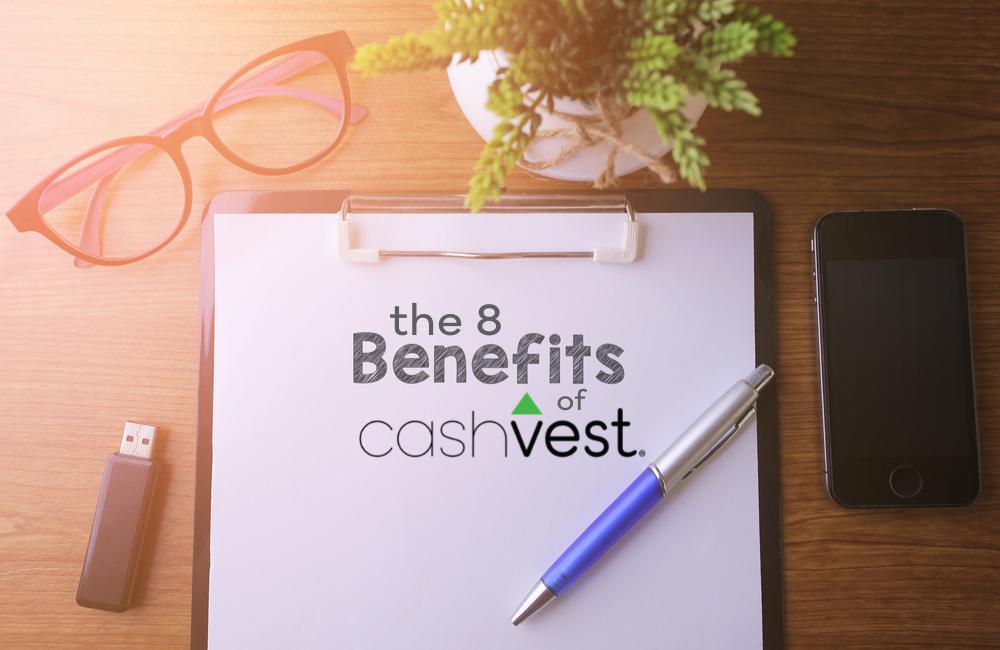 Vlog: 8 cashvest® Benefits for Your Entity
