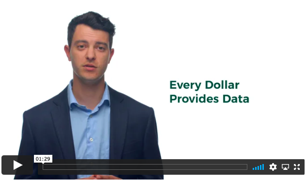 Turn Your Data Points Into Revenue